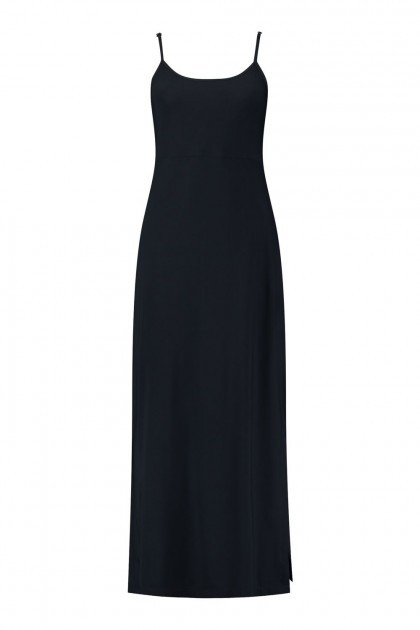 Only M - A-Line Dress Sporty Chic Navy