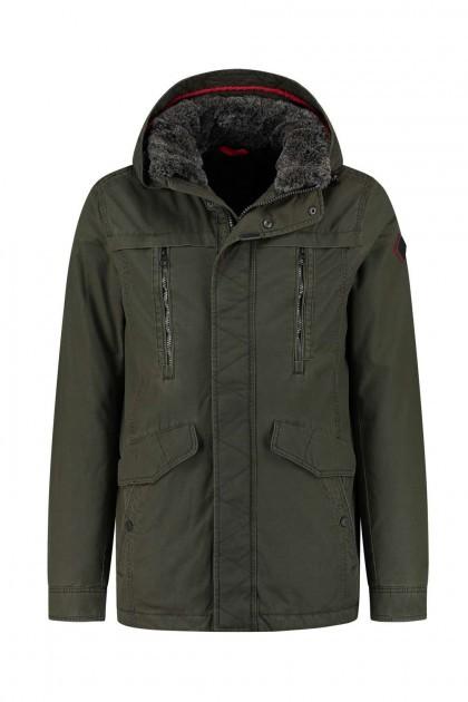 Redpoint Winter Jacket Joshua - Dark Green