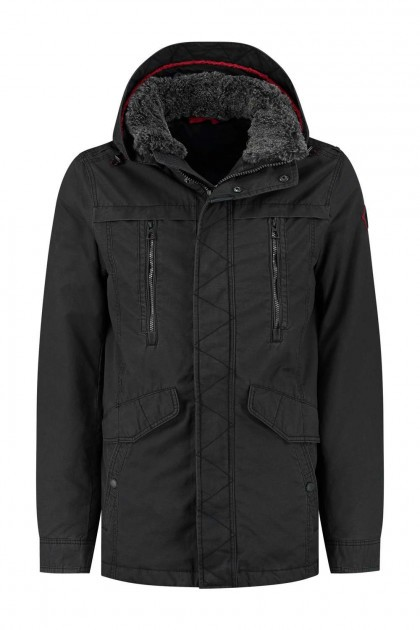 Redpoint Winter Jacket Joshua - Dark Grey