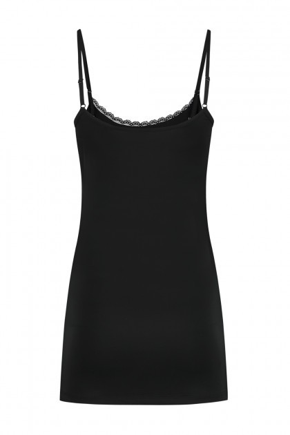 Only M - Top Basic Lace Black