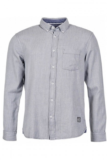 North 56˚4 Dress Shirt - Stone