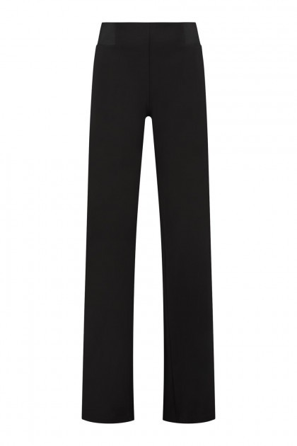 Only M Trousers - Celine Wide black