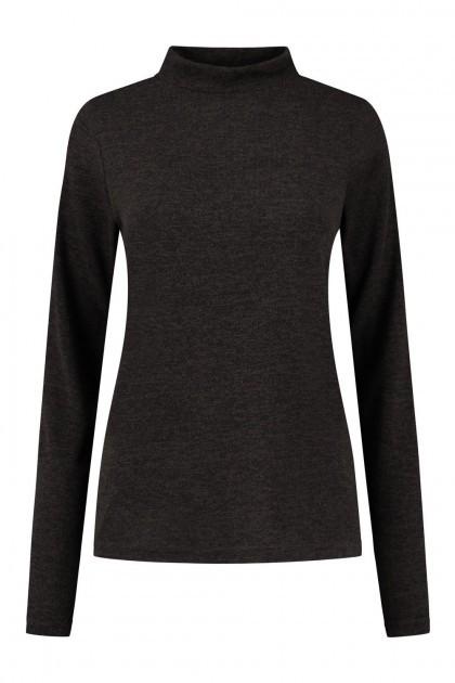 Only M - Sweater Thobias Dark Brown