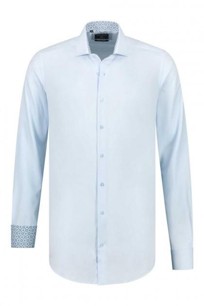 Corrino Shirt - Oxford Light Blue