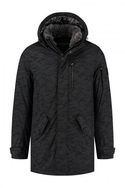 Redpoint Winter Coat Zodiac - Dark Grey