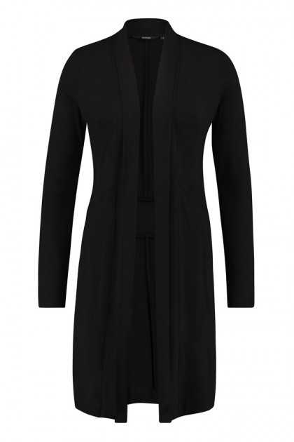 Chiarico - Cardigan Long Black