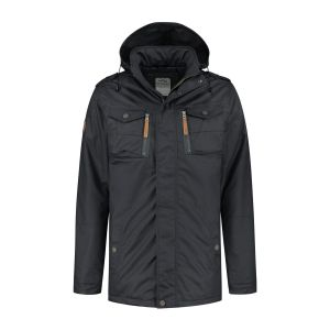 Brigg Winter Coat - Max Navy
