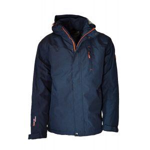 Blue Wave Winterjacket - Chris Navy