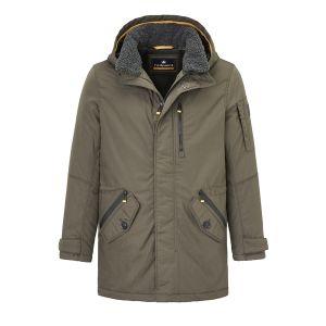 Redpoint Winter coat Evan - Dark Green