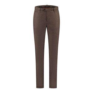 Alberto Jeans Steve - Oxford Check