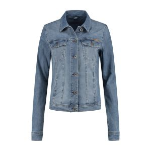 Blue Fire - Denim Jacket Gipsy Pacific Used