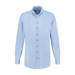 Blue Crane tailored fit shirt - Sky blue