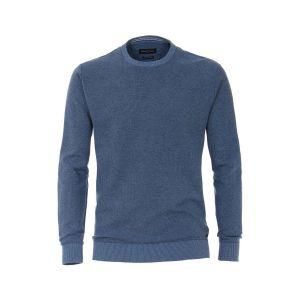 Casa Moda Knit Pullover - Sky Blue