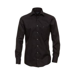 Casa Moda modern fit shirt - black