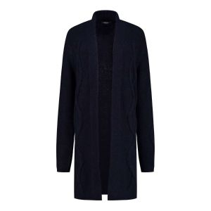 Chiarico - Cardigan Cable Navy