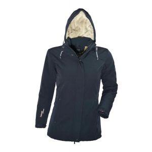 Blue Wave Wintercoat - Clarissa Softshell Navy