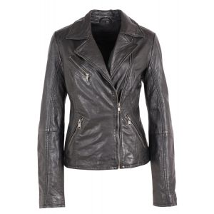 Deercraft - Bikerjacket Black