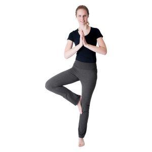 We Love Long Legs - Tall yoga pants dark grey