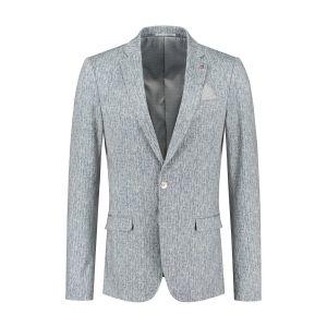 No Limit Blazer - Garret Grey Melange