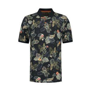 Kitaro Poloshirt - Tropical