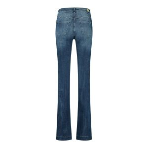 MAC Jeans Dream Boot - Dark Wash Authentic
