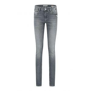 Mavi Jeans Adriana - Grey Ripped Glam