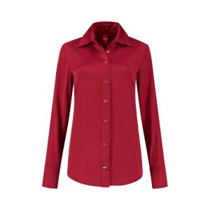 Only M - Blouse Fresh Rosso