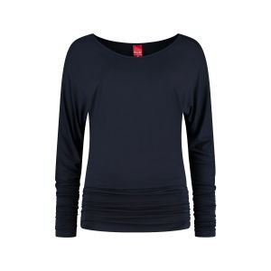 Only M - Top Bamboo Navy