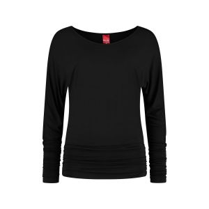Only M - Top Bamboo Black