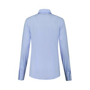 Only M - Blouse Righe Blue