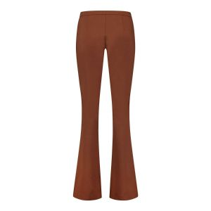 Only M Trousers - Milano Brown