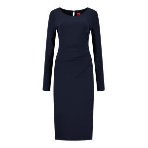 Only M - Dress Snooze Crease navy
