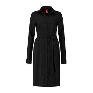 Only M - Dress Camoscio Black