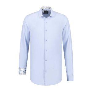 Corrino Shirt - Oxford Blue