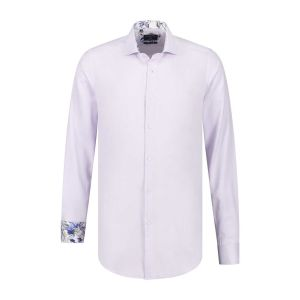 Corrino Shirt - Oxford Lilac