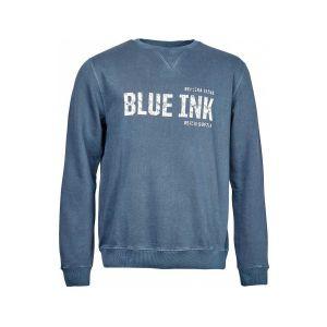 Replika Jeans Sweater - Blue Ink Dark Blue