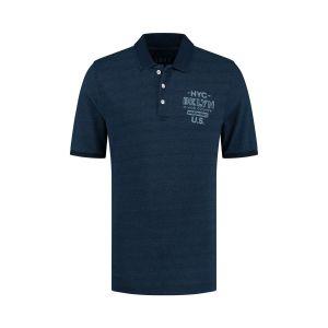 SOHO Poloshirt - NYC Denim
