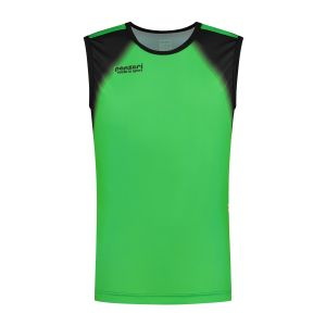 Panzeri Rio - Singlet green/black