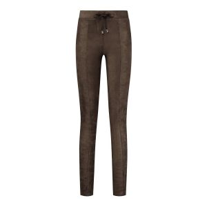 Only M Trousers - Camoscio Brown