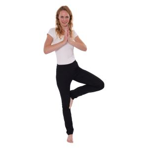 We Love Long Legs - Tall yoga pants black