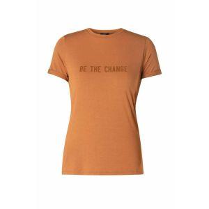Yest Shirt - Yalba Cashew Brown