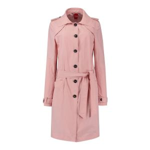 Only M Trenchcoat - Imprime Pink